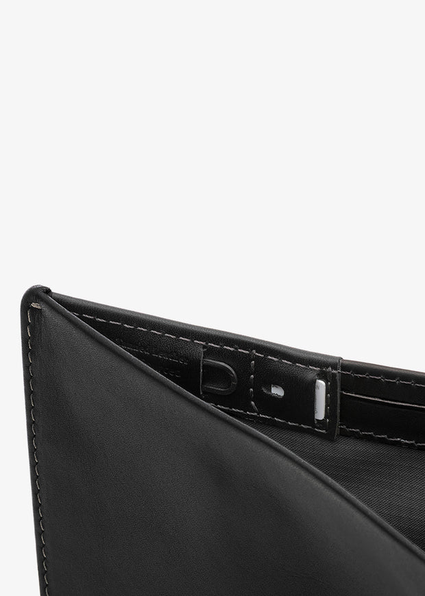Travel Wallet Black RFID