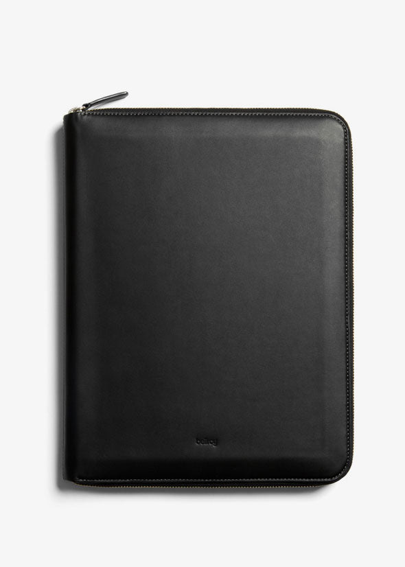 Work Folio A4 Black