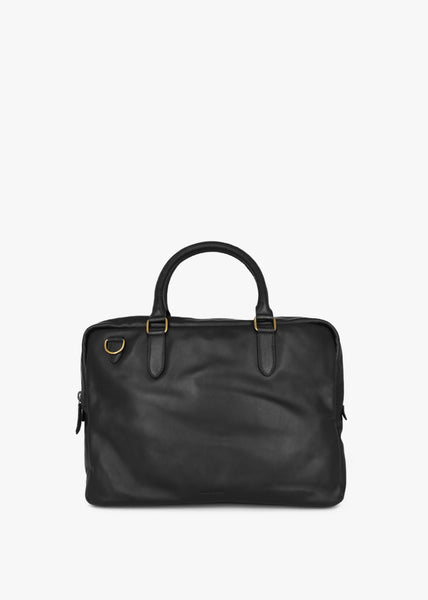 Capital Laptop Bag Black