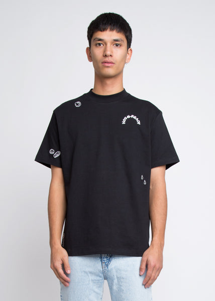 Hot-N-Ready Tee Black