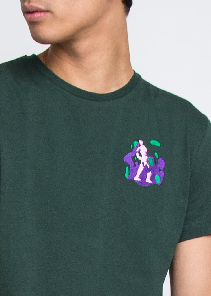 Sexorcist Tee Green