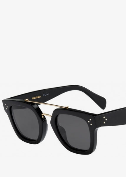 Bridge Sunglasses Black