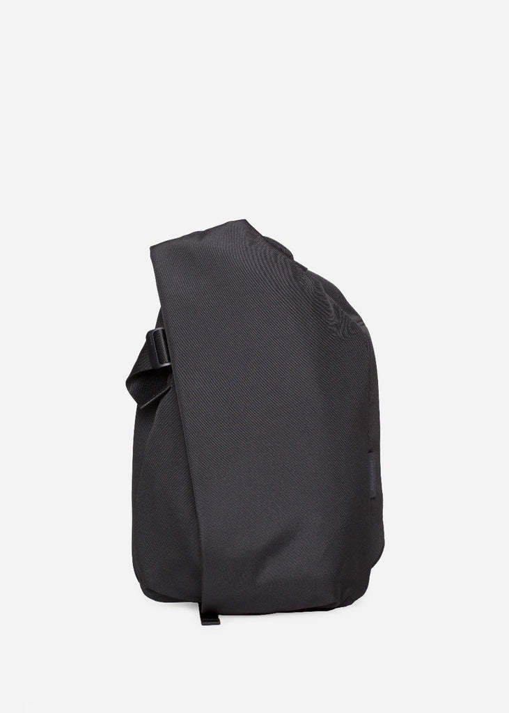 Isar Medium Eco Yarn Bag Black