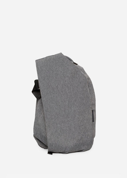 Isar Medium Eco Yarn Bag Black Melange