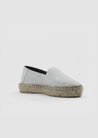Wayfarer Espadril Shoes White