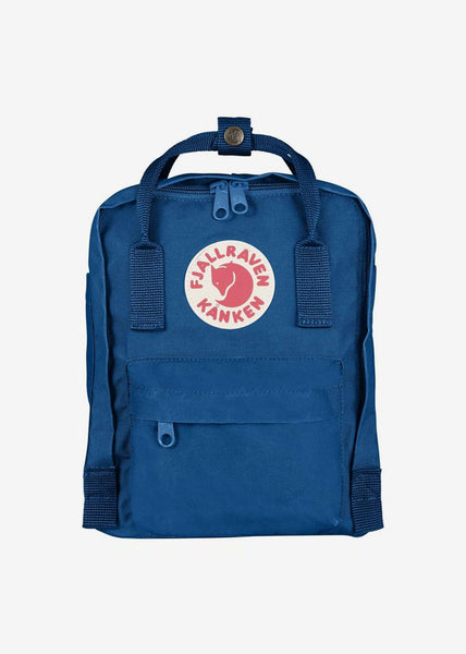 Kanken Mini Backpack Lake Blue