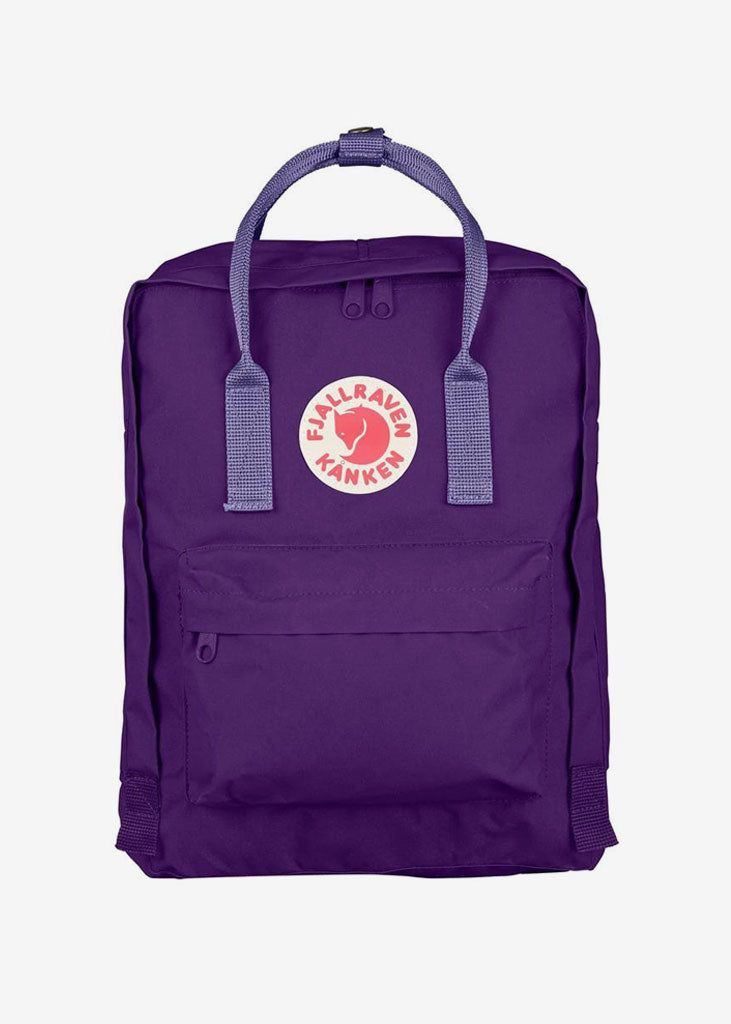Kanken Backpack Purple Violet