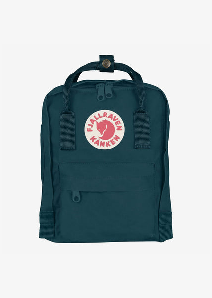Kanken Mini Backpack Glacier Green