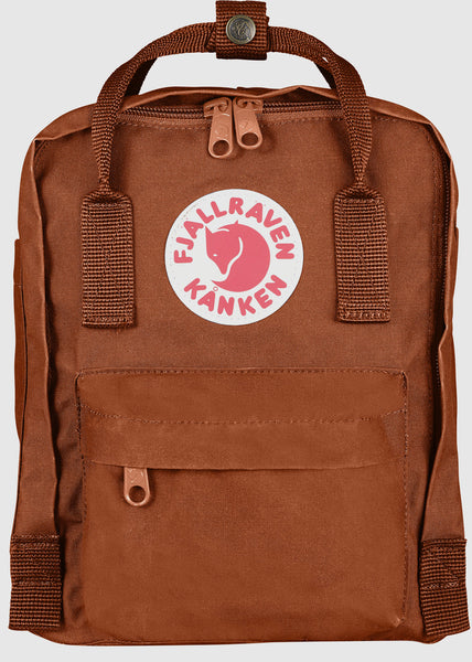 Kanken Mini Backpack Brick