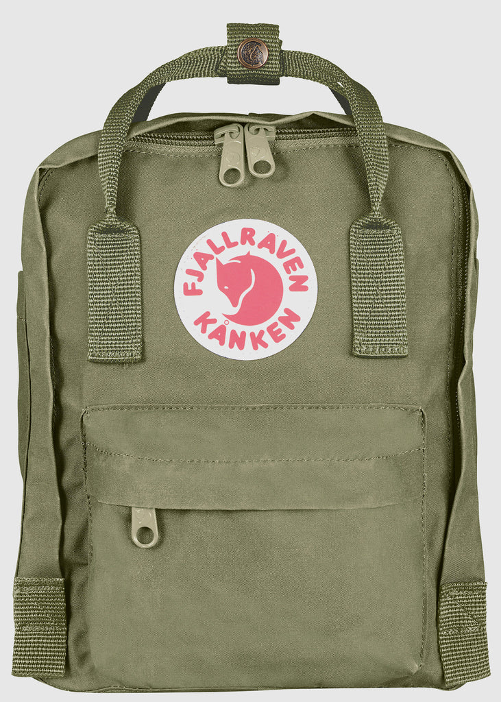 Kanken Mini Backpack Green