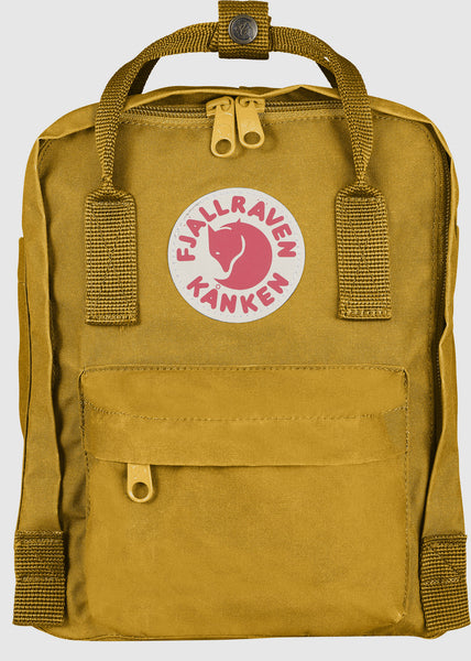 Kanken Mini Backpack Ochre