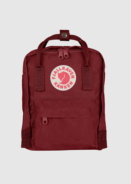 Kanken Mini Backpack Ox Red
