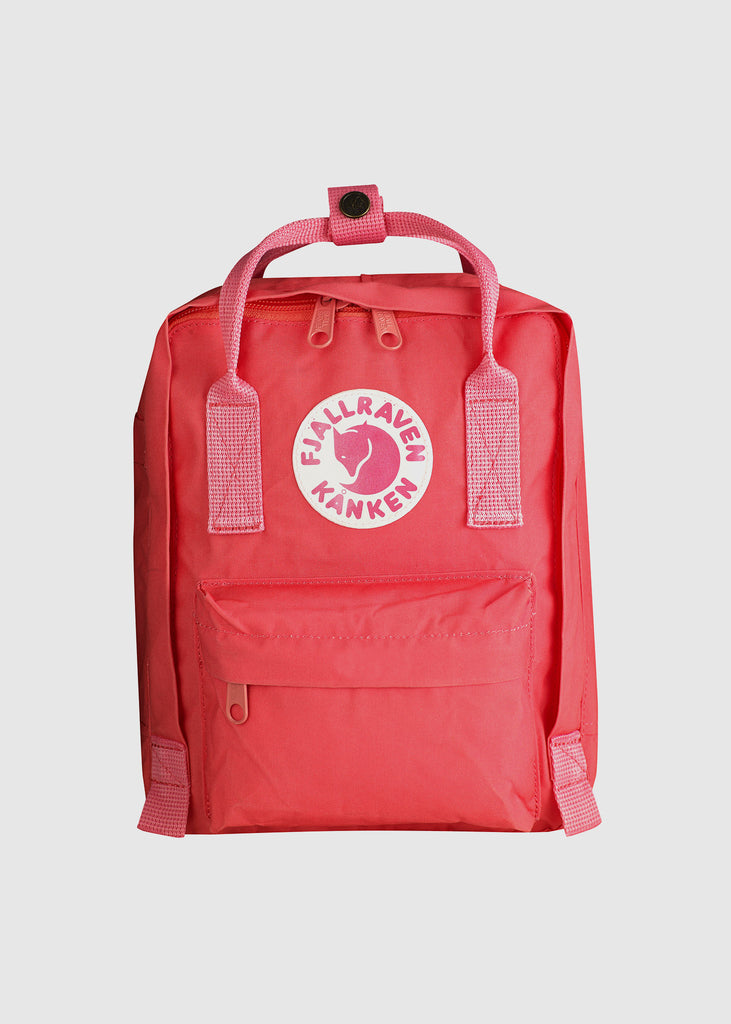 Kanken Mini Backpack Peach Pink