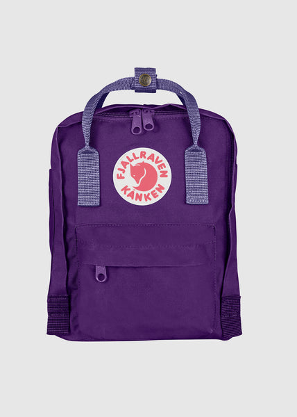 Kanken Mini Backpack Purple Violet