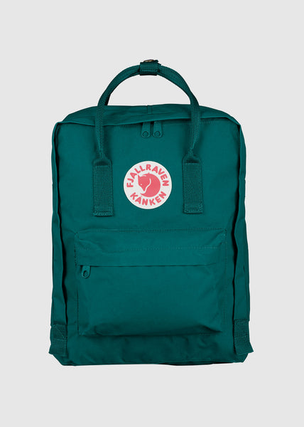 Kanken Backpack Ocean Green