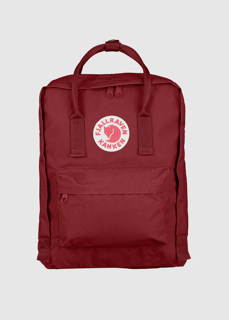 Kanken Backpack Ox Red