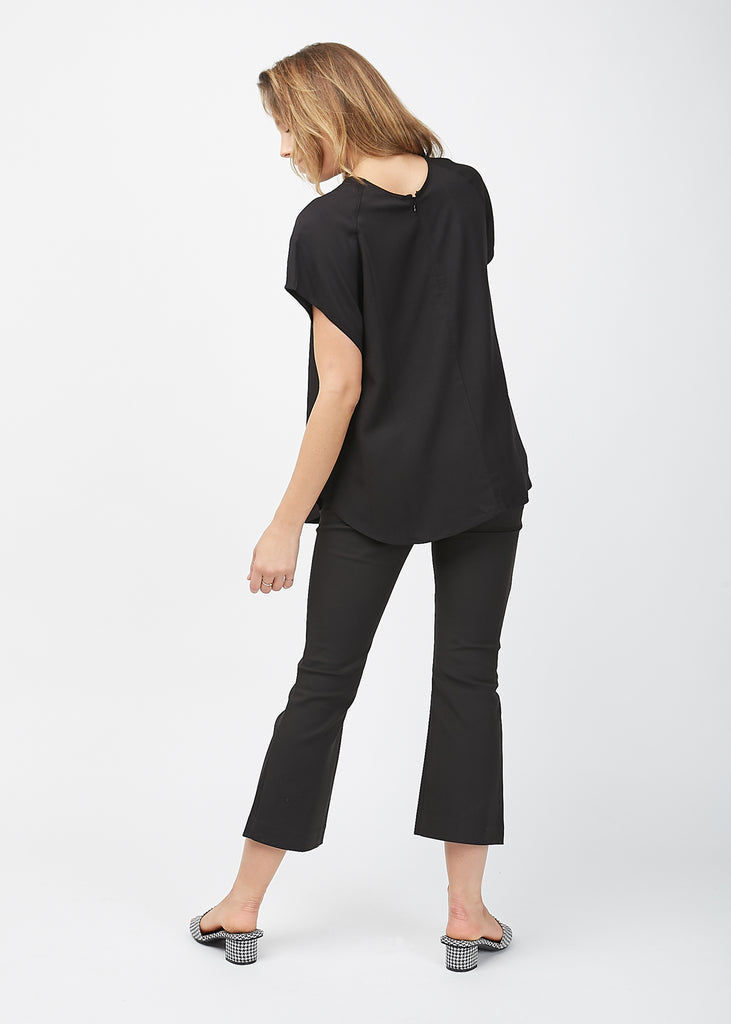 Sian Top Black