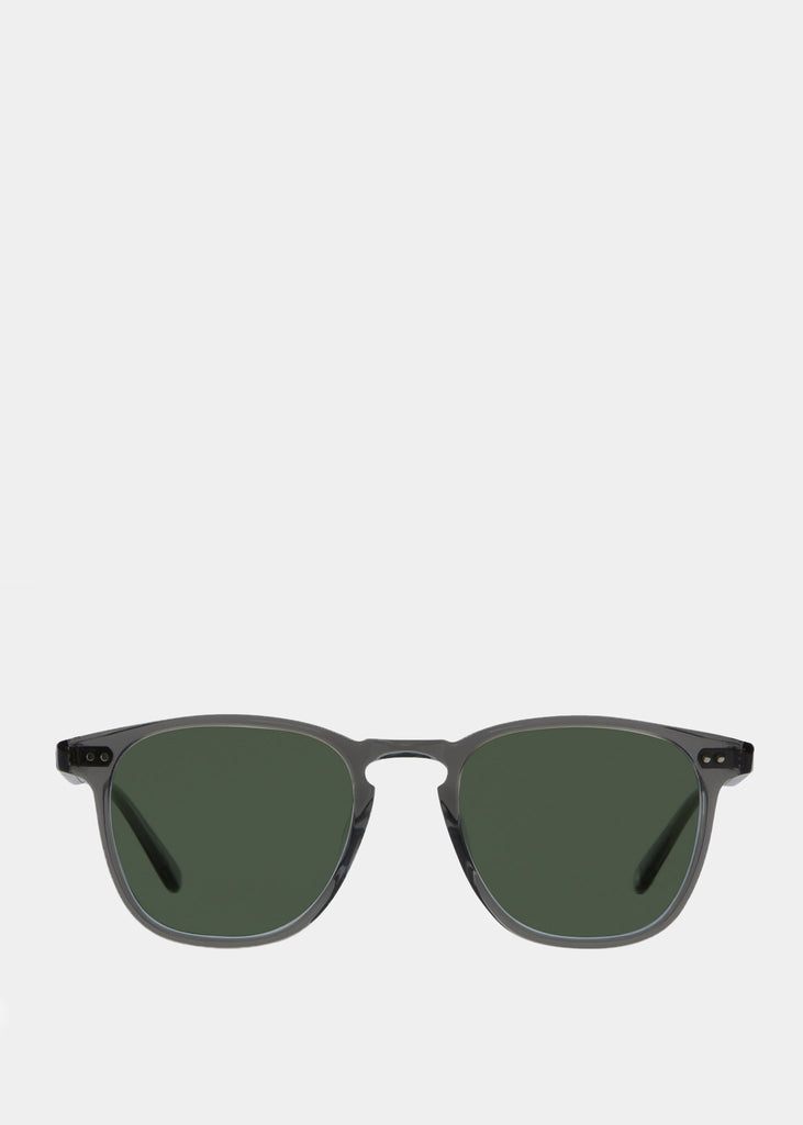 Brooks Sunglasses Grey Crystal/Semi-Flat Pure G15