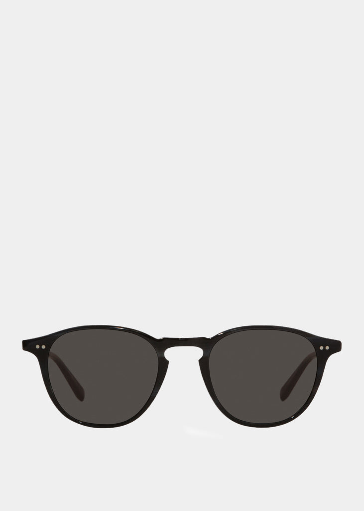 Hampton Sunglasses Basalt/Semi-Flat Grey Black