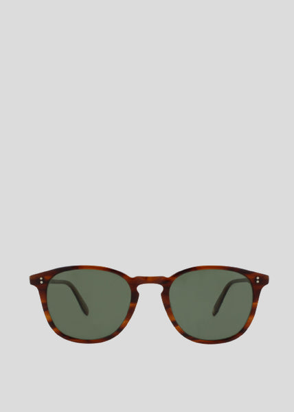 Kinney Sunglasses Whiskey Tortoise/Pure G15