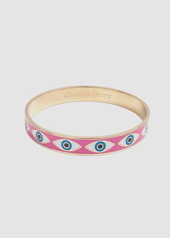 Third Eye Enamel Bangle