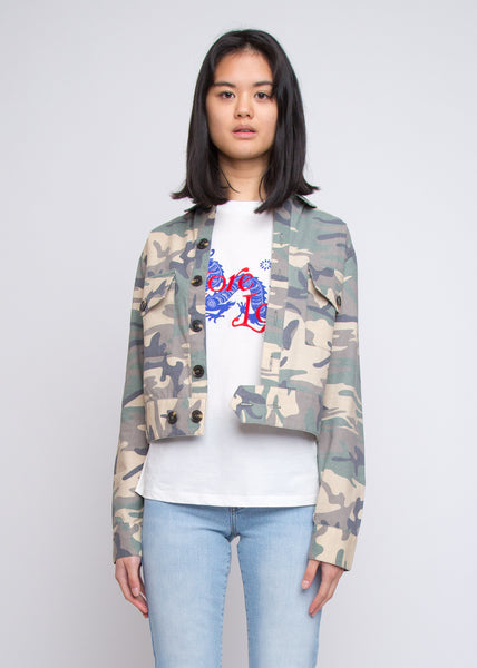 Jerome Jacket Camo