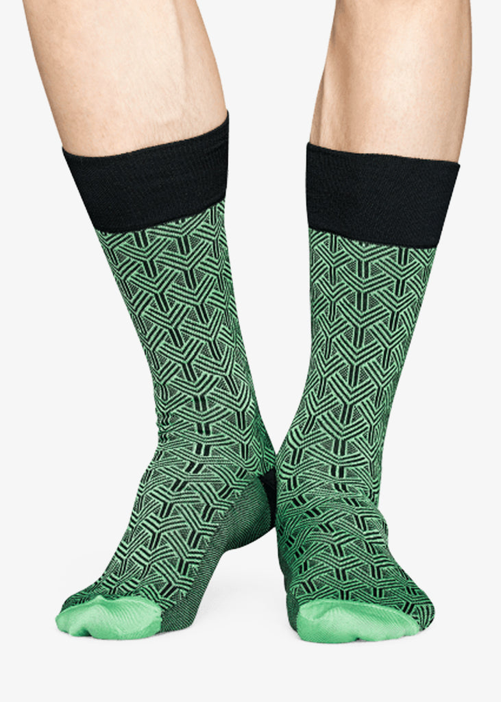 Tree Socks Teal