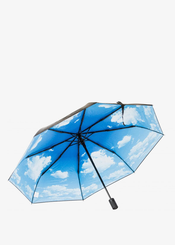 Sky Lake Umbrella Black Cloud