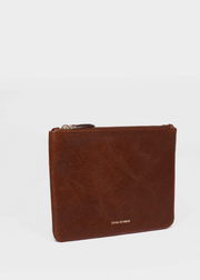 Catamaran Pouch Hazel Brown