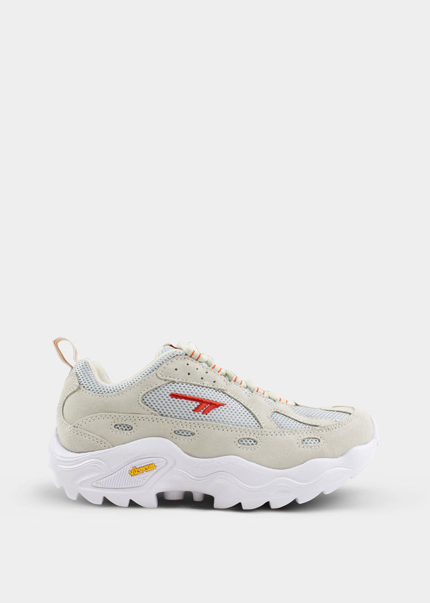 Flash Adv Racer Shoes Off White/Orange