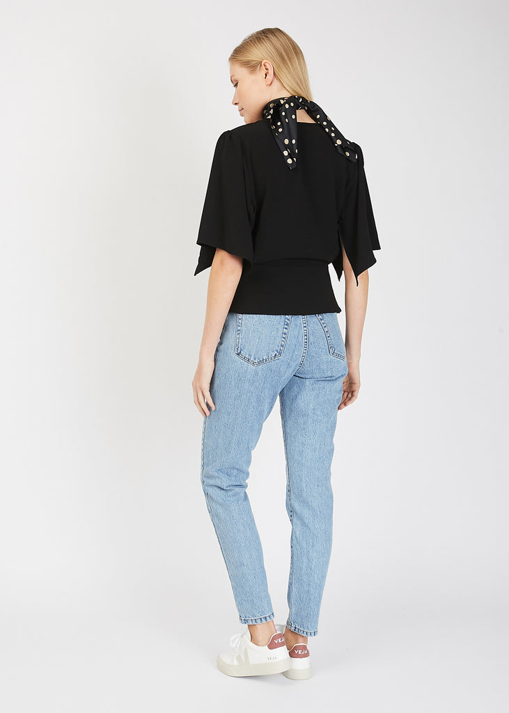 Marianna Blouse Black