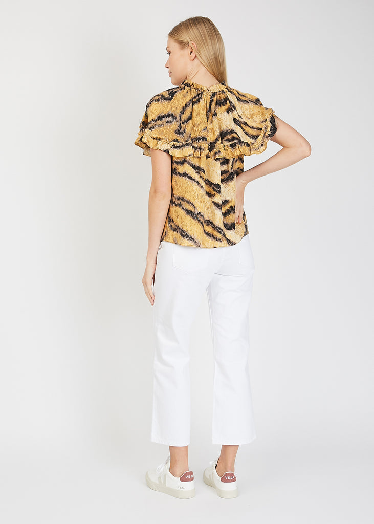 Tabitha Top Golden Hour Print