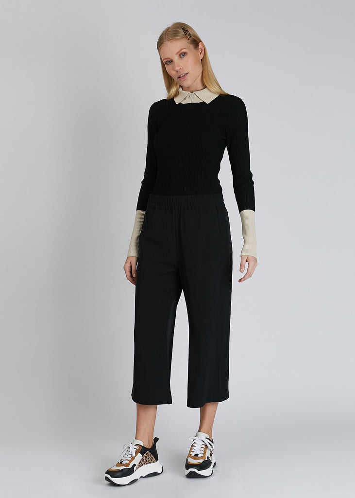 Lab Trousers Black
