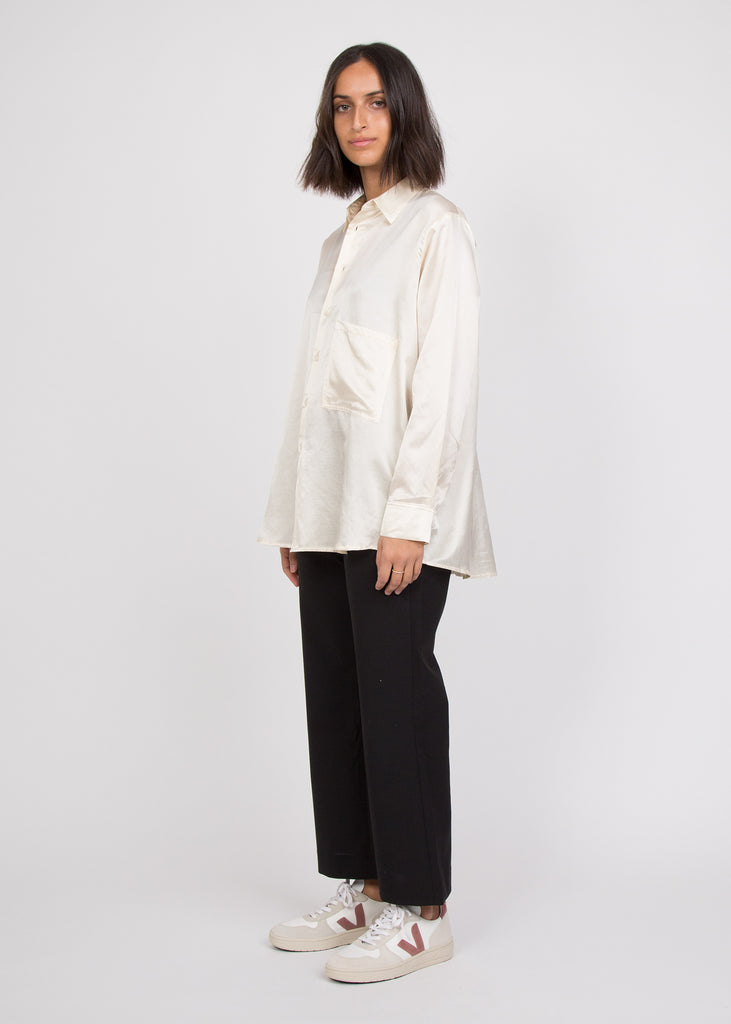 Elma Shirt Off White