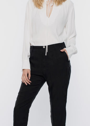 Krissy Trouser Faded Black