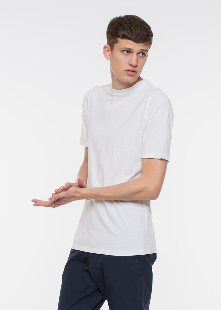 Link Tee White