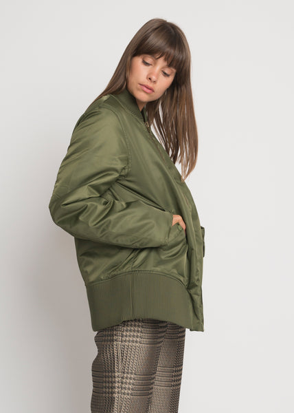 Mine Jacket Khaki Green