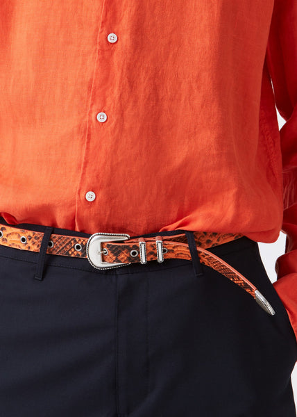 Sheriff Belt Orange