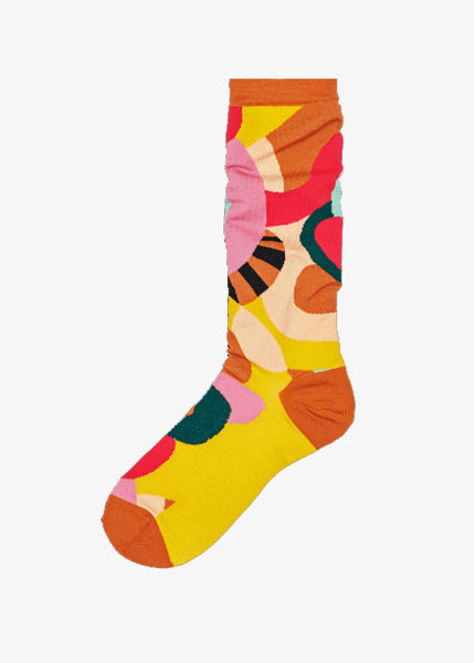 Betty Mid High Sock Multi