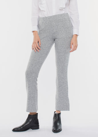 Lucien Pants Light Grey Melange