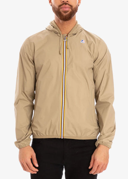 Jack Plus Dot Jacket Beige Khaki