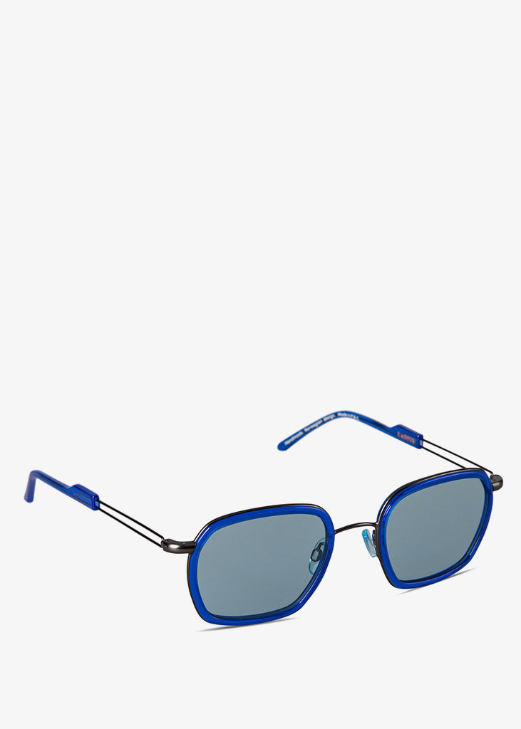 Blurred Vision Sunglasses Aquarius Shiny