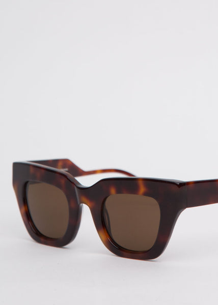 City Survivor Sunglasses Havana
