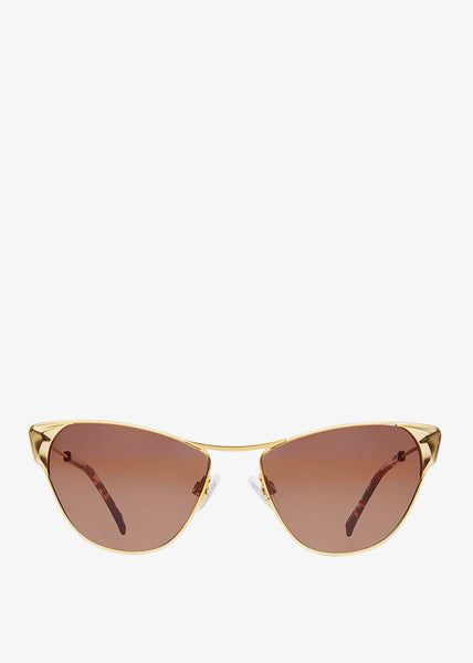 Kiss the Koi Sunglasses Golden Breed