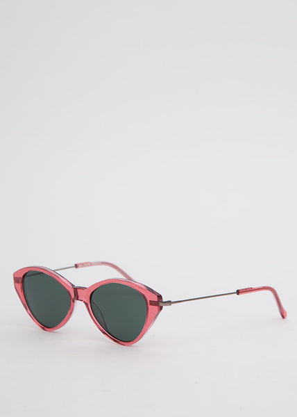 Sol Sister Sunglasses Raspberry Shiny