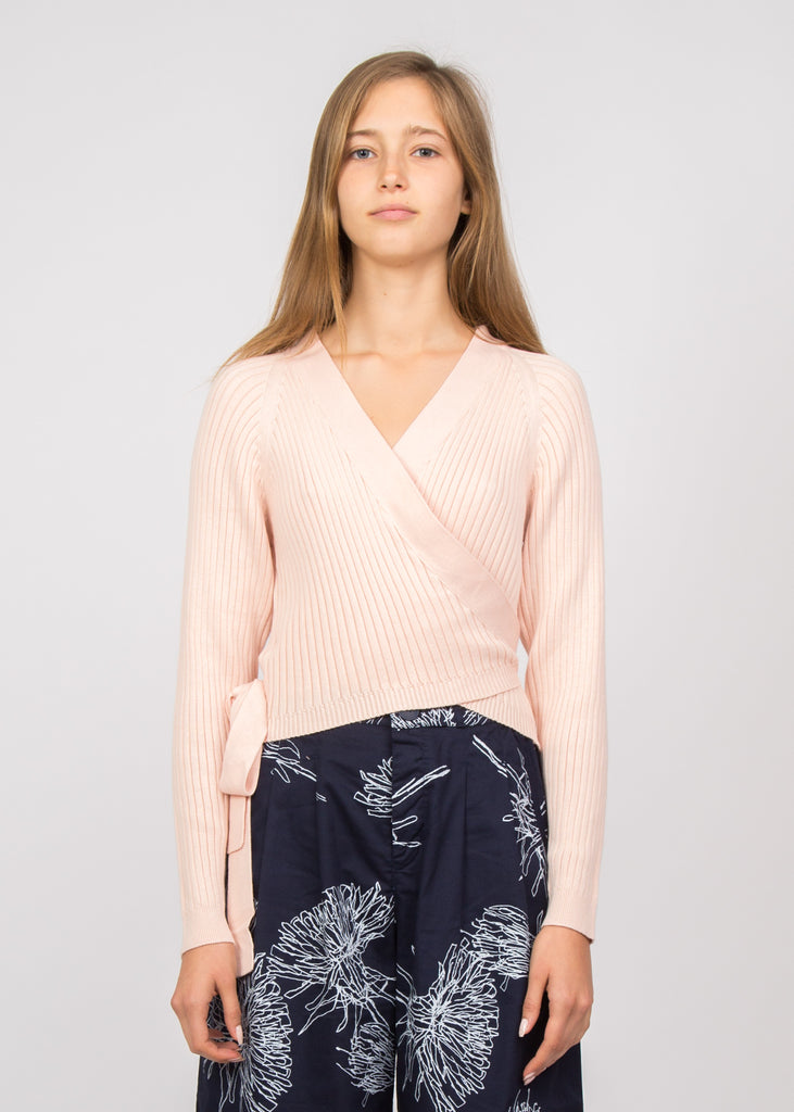 Composure Cardigan Light Pink