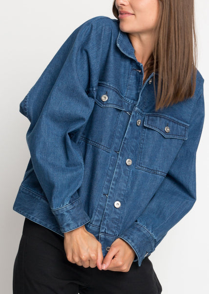 Formation Jacket Denim