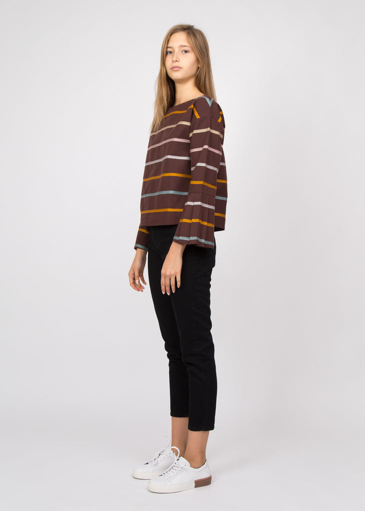 Nelken Top Stripe