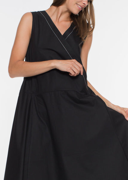 Theatre Dress Black