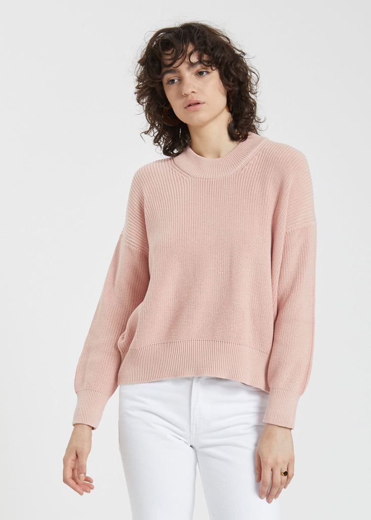 Workroom Jumper Pink